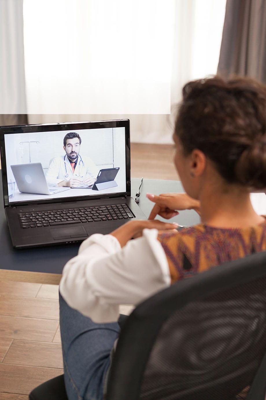 Онлайн преглед - телемедицина